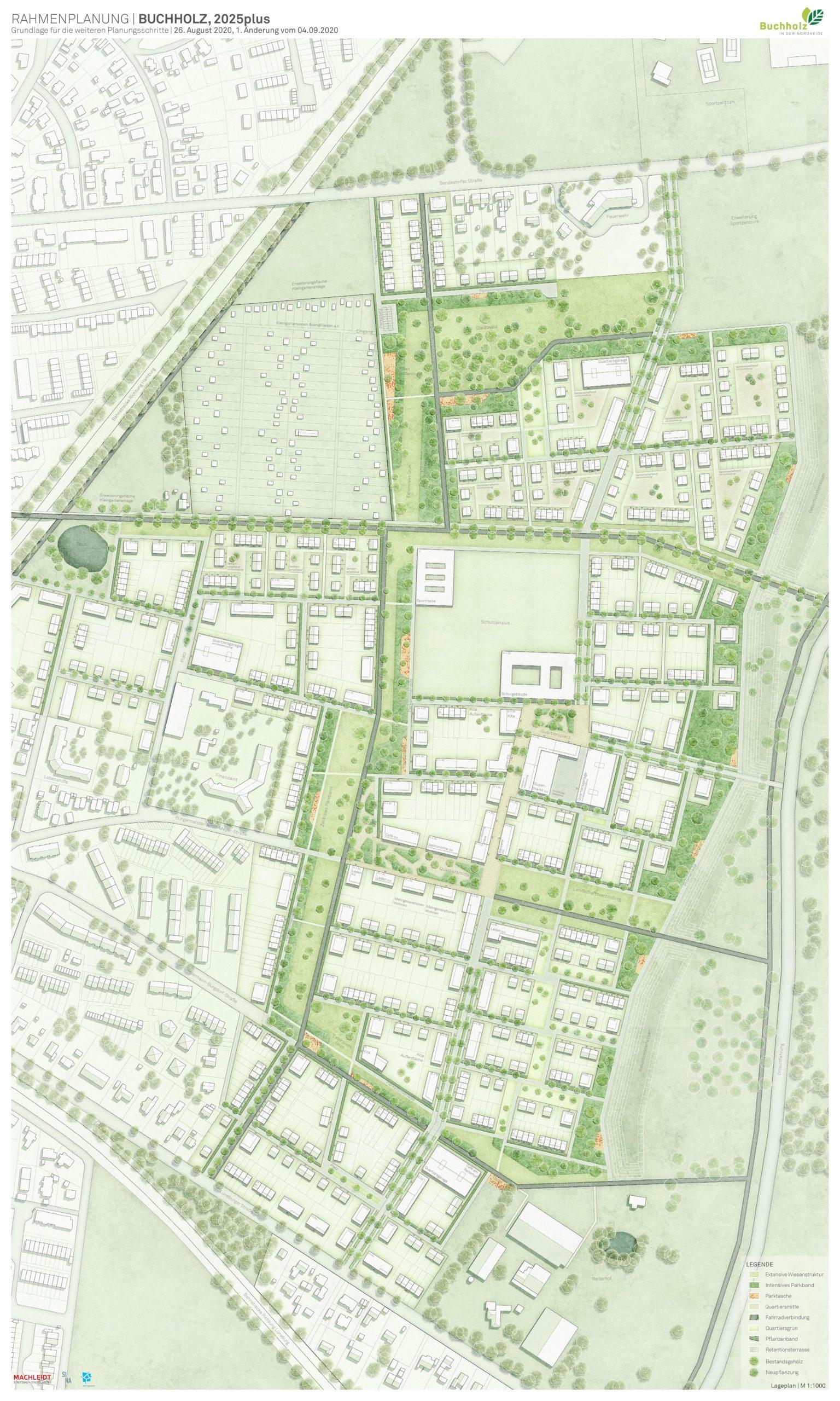 Rahmenplan Buchholz2025+